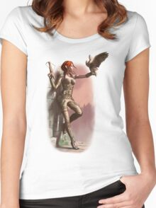 Elf Rogue Women's Fitted Scoop T-Shirt