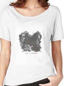 Love is Weakness Women's Relaxed Fit T-Shirt