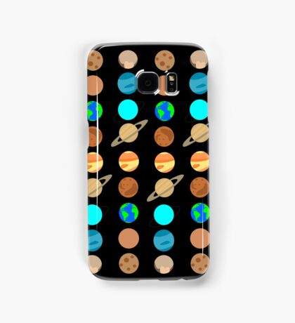 Planets Samsung Galaxy Case/Skin