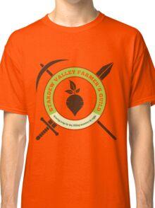 Stardew Valley Farmer's Guild Crest Classic T-Shirt