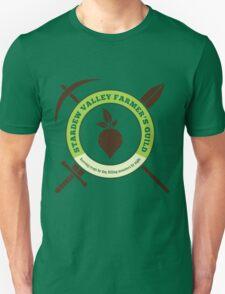 Stardew Valley Farmer's Guild Crest Unisex T-Shirt