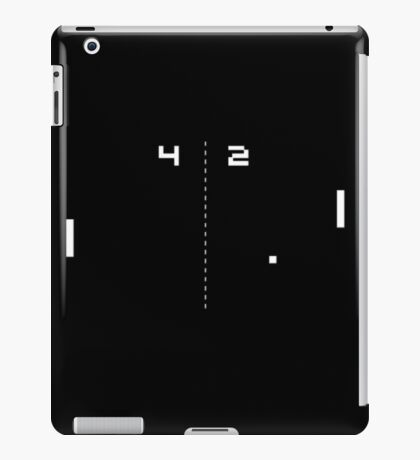 Whatever Happened to Pong? iPad Case/Skin
