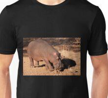 Oncoming traffic, Kruger National Park, South Africa Unisex T-Shirt