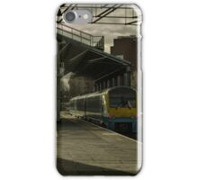 Chester Station  iPhone Case/Skin