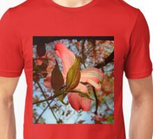 Backlit Dogwood Unisex T-Shirt