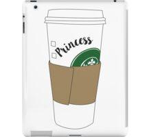 Princess Coffee iPad Case/Skin