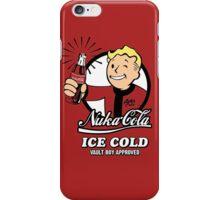 Nuka Cola Fallout Vault iPhone Case/Skin