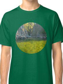 Teletskoye lake. Altai. Russia Classic T-Shirt