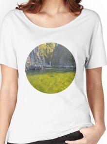 Teletskoye lake. Altai. Russia Women's Relaxed Fit T-Shirt