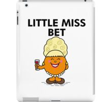 Little Miss Bet Lynch Mr Man iPad Case/Skin
