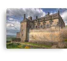 Stirling Castle - Limited Edition Print 1/10 Canvas Print