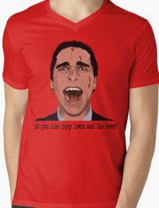 An American Psycho Mens V-Neck T-Shirt