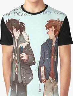 Raise the Dead Graphic T-Shirt