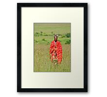 The Loan Warrior - Limited Edition Print 1/10 Framed Print