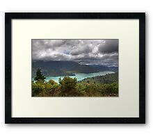 Magical Lake - Limited Edition Print 1/10 Framed Print