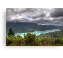 Magical Lake - Limited Edition Print 1/10 Canvas Print