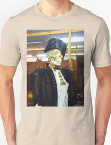 What All Fashionable Skeletons Are Wearing This Season  Unisex T-Shirt