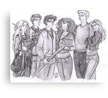 Dumblerdore's Army Canvas Print