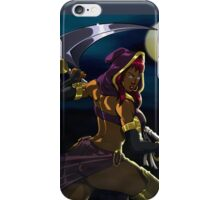 Christiana the Soul Guide iPhone Case/Skin