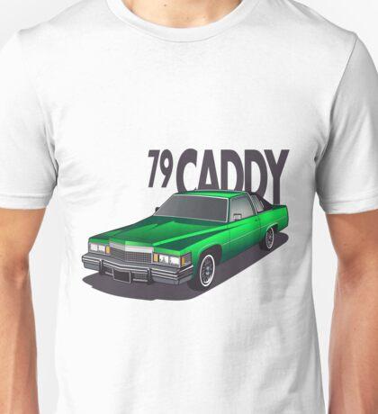 1979 Cadillac Coupe de Ville Unisex T-Shirt