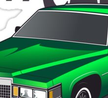 1979 Cadillac Coupe de Ville Sticker