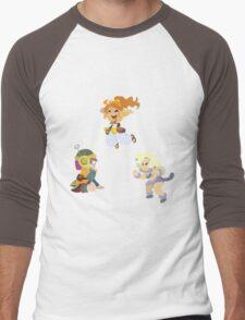 Chrono Trigger Girls Men's Baseball ¾ T-Shirt