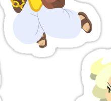 Chrono Trigger Girls Sticker