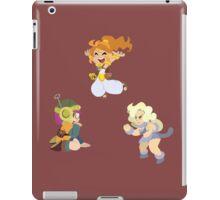 Chrono Trigger Girls iPad Case/Skin