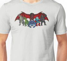 Brink Of Armageddon Giant Monsters Unisex T-Shirt