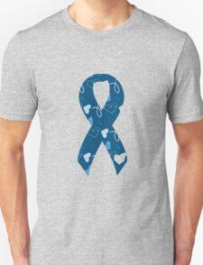 Blue Ribbon 1 Unisex T-Shirt