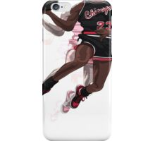 "Jumpman ""23"" Black (@AkaiTheDesigner) iPhone Case/Skin"