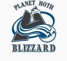 Planet Hoth Blizzard Unisex T-Shirt