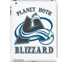 Planet Hoth Blizzard iPad Case/Skin