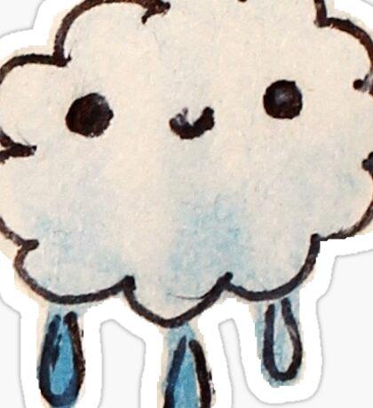 cute cloud Sticker