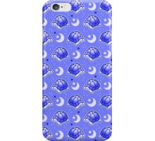 Moon Turtle Pattern iPhone Case/Skin