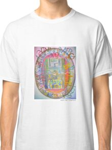 Argentina - Brasil  by Diego Manuel Classic T-Shirt