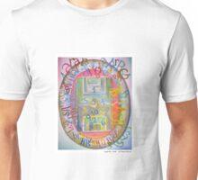 Argentina - Brasil  by Diego Manuel Unisex T-Shirt