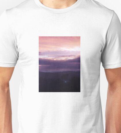 Sunrise Over the Columbia River #10 Unisex T-Shirt