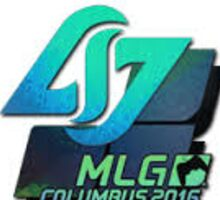 CLG MLG 2016 HOLO Sticker