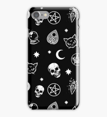 Witch Pattern iPhone Case/Skin