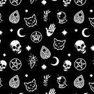 Witch Pattern by Medusa Dollmaker