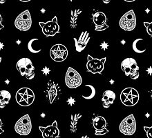Witch Pattern by Medusa Dollmaker