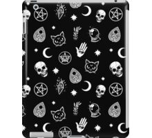 Witch Pattern iPad Case/Skin