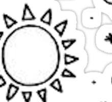 Universe Sticker