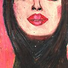 Portrait of Jacquelyn  by RobynLee