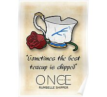 OUAT: Rumbelle  Poster