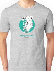 Tummy Rub Human Rescue Unisex T-Shirt