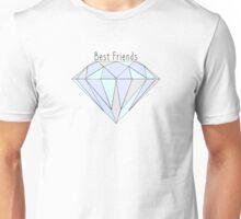 Diamonds are a girls best friend Unisex T-Shirt
