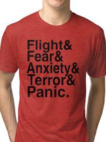 I am Flight - Mr Robot Tri-blend T-Shirt