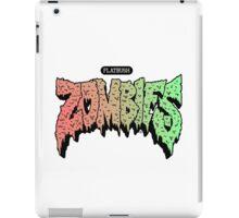 Flatbush Zombies Logo iPad Case/Skin